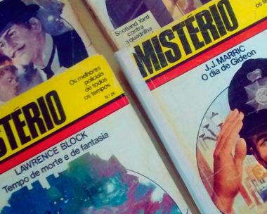 Coleção Mistério – Os melhores policiais de todos os tempos